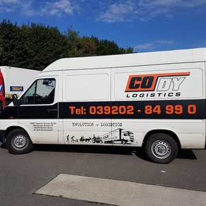 Cody Logistics Referenzbild Nr. 7